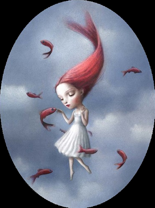 18-Nicoletta-Ceccoli-Surreal-Fairy-Tales-NOT-for-Children-www-designstack-co