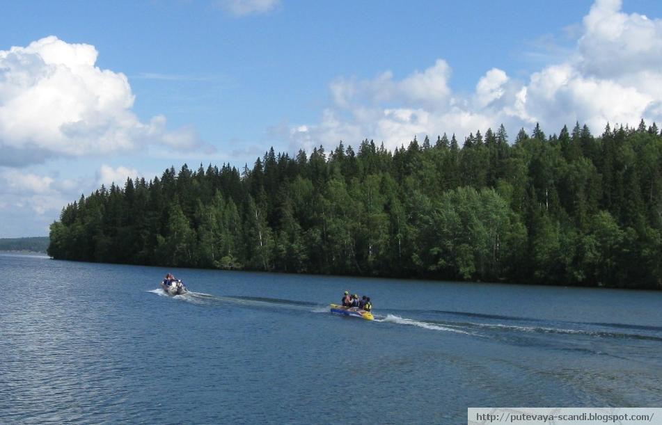 озерные гонки