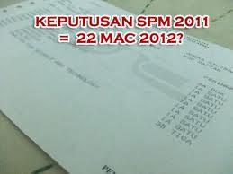 Realiti Insan Semak Keputusan Spm 2012 Secara Sms Online