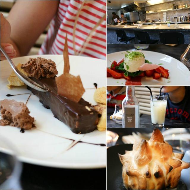 Restaurant Paris mit Kindern Dessance in Marais