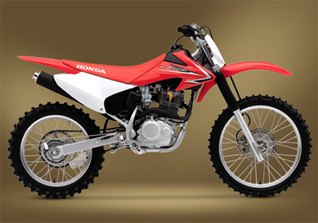 Honda Dirt Bikes   Super moto and y girls