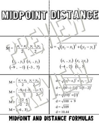 mathworksheetsland answer key distance formula 11 5 the distance formula answer key page. Black Bedroom Furniture Sets. Home Design Ideas