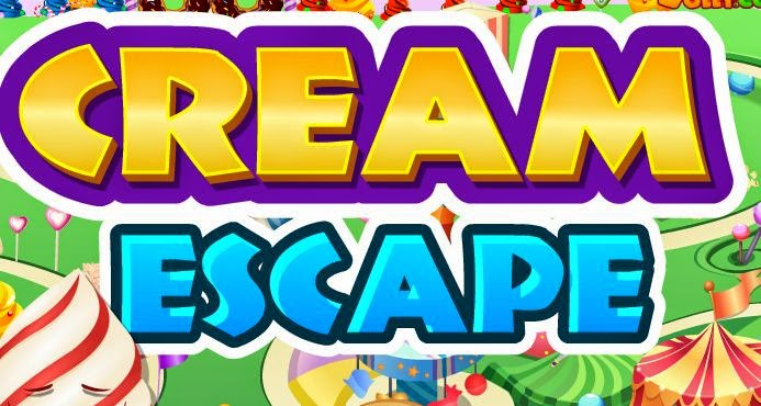 Cream Escape Walkthrough