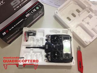 RC protegido por caixa de isopor