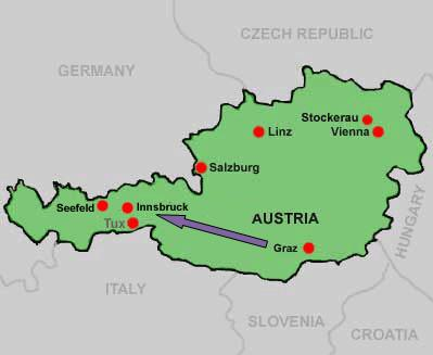 Christophers Expat Adventure Innsbruck Austria
