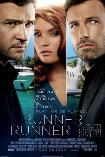 Runner Runner (HDRip Inglés Subtitulada) (2013)