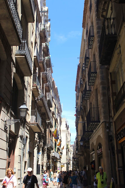Gothic Quarter | Barcelona | Chichi Mary Blog