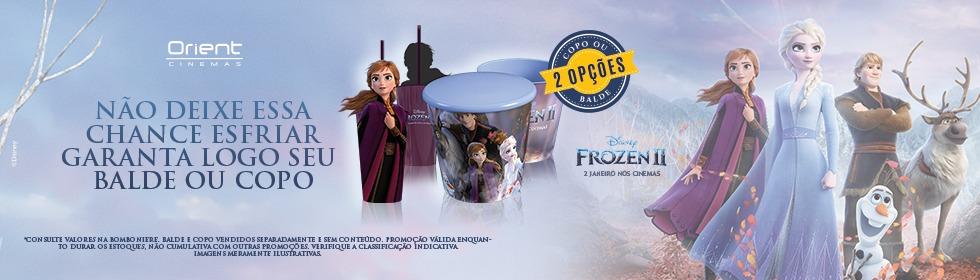 """Copo de """"Frozen 2"""""""