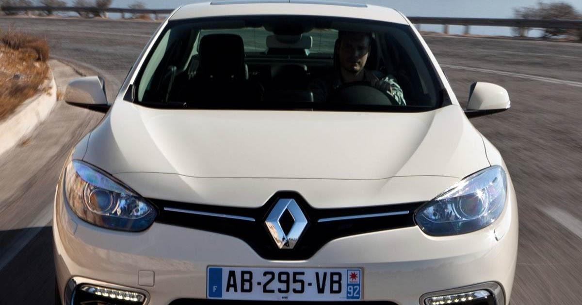 Novo Renault Fluence 2015 chega ao Brasil em outubro