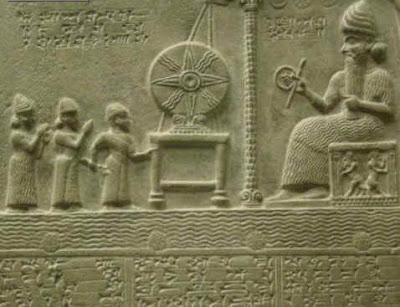 dioses gigantes en egipto