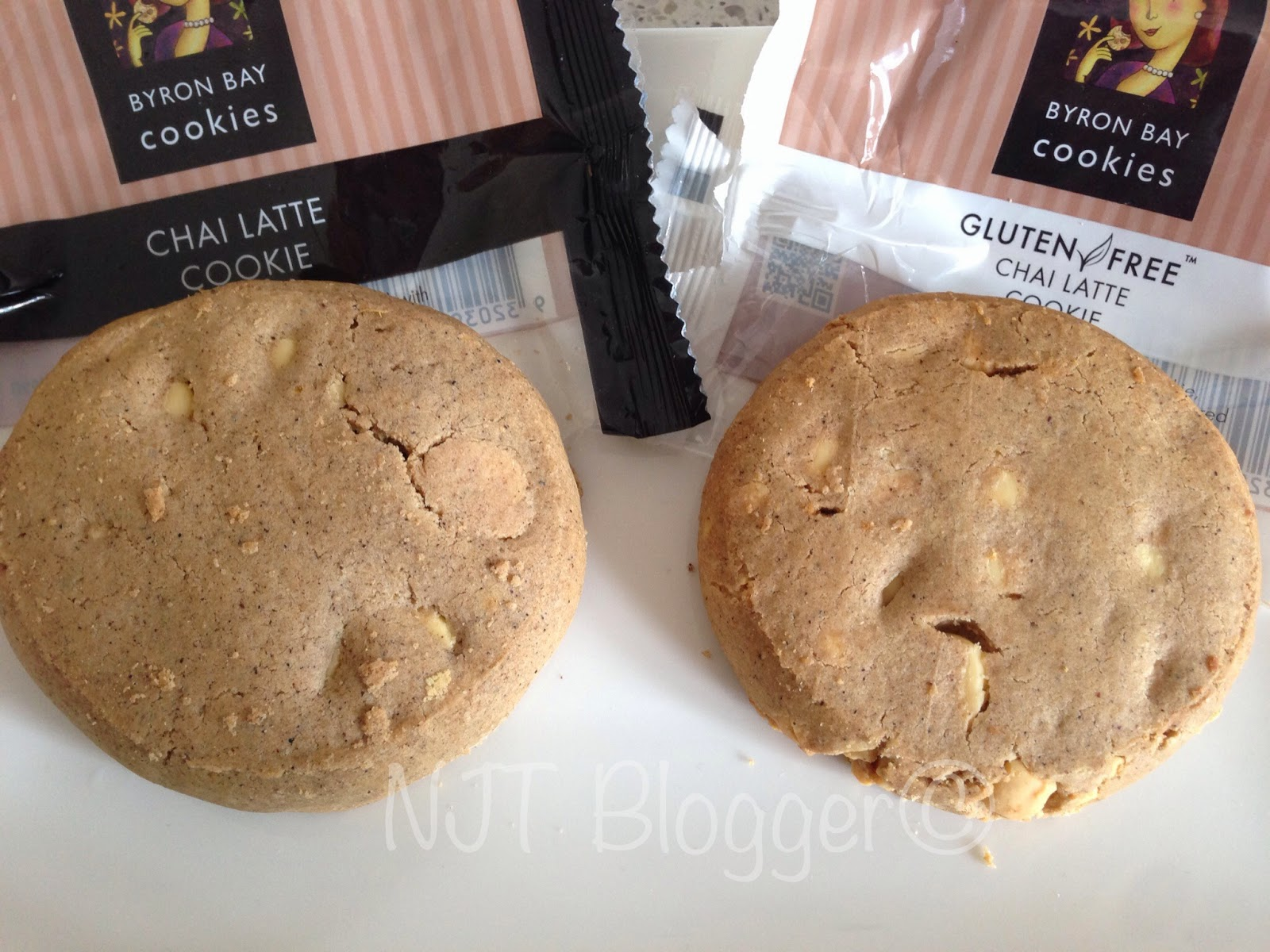 Byron Bay Chai Latte Cookies REVIEW
