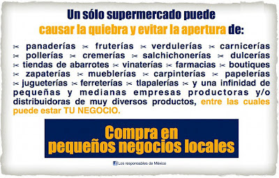 COMPRA EN LOS MERCADOS PBLICOS Y PEQUEOS COMERCIOS