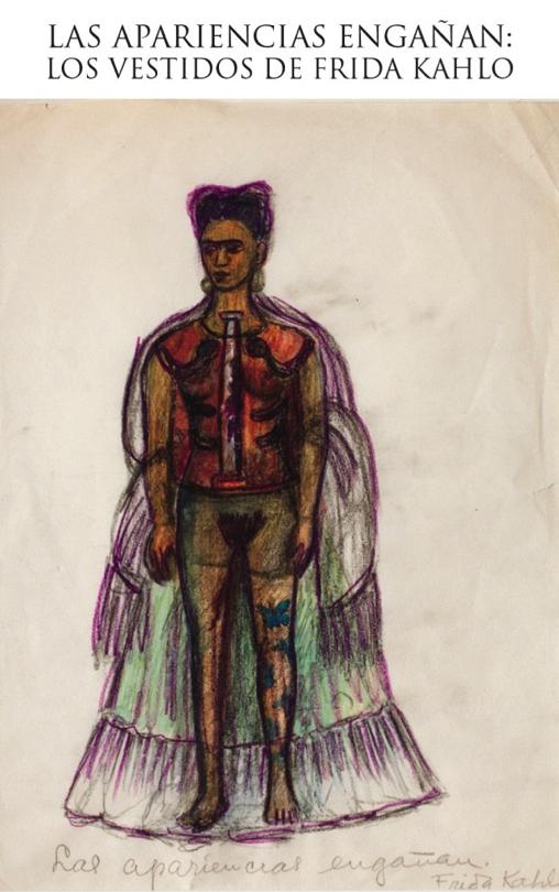 Exposición de los vestidos de Frida Kahlo se mantiene un año más