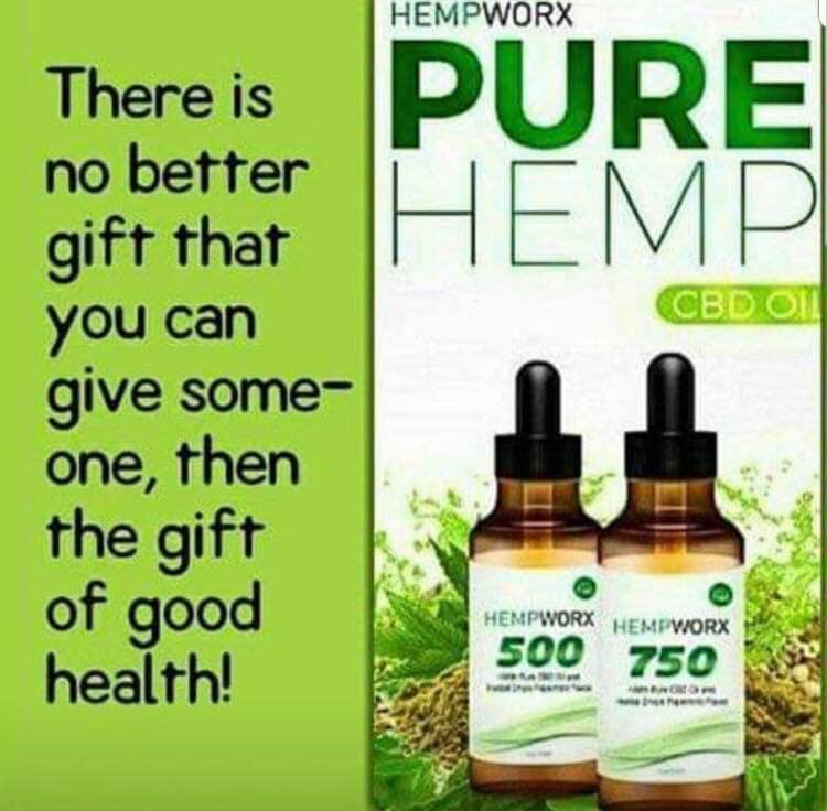 PURE HEMP CBD OIL