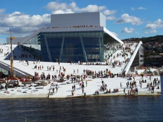 مخططات مشروع دار أوبرا أوسلو بالنرويج  11-528x396