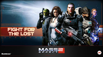 #43 Mass Effect Wallpaper