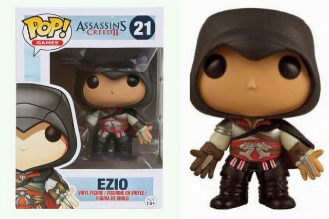 Funko Pop! Ezio Hot Topic