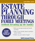 "Best-seller ""Estate Planning Through Family Meetings"" is now available as an e-book"
