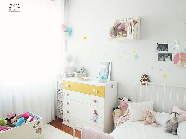 Dormitorios infantiles con poco espacio decorar tu casa for Dormitorios con poco espacio