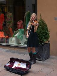 Concerto per violino (irlandese) solo