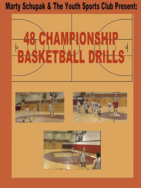 48 Championship Basketball Drills (VIDEO)
