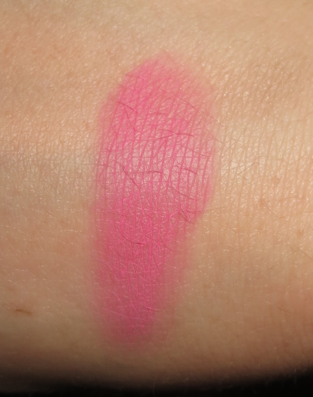 Smashbox Blush Rush in Radiance swatch