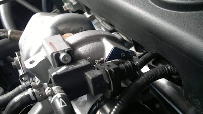 2012 Proton Preve Engine
