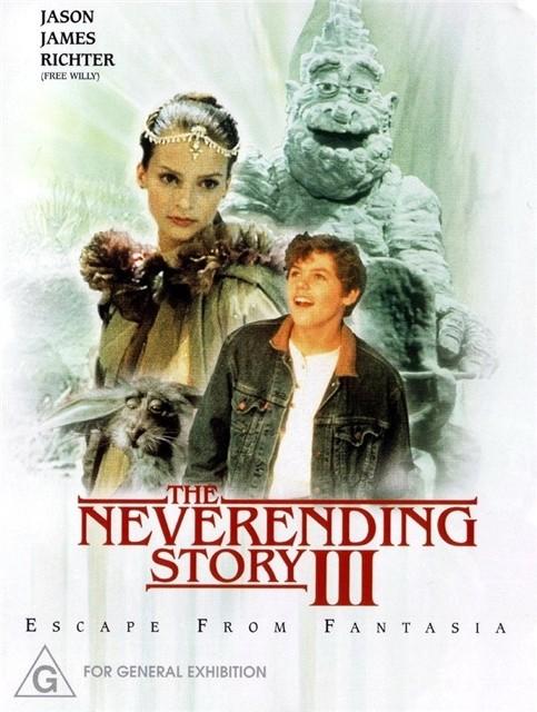 The Neverending Story III Escape From Fantasia (1994) มหัสจรรย์สุดขอบฟ้า 3