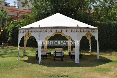 Outer Wedding Tent