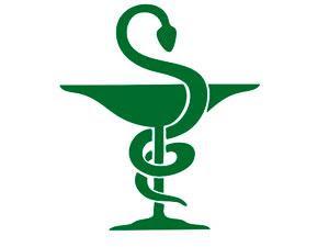 لماذا يتم وضع صورة ثعبان وكأس على الصيدليات - pharmacy symbol snake farmacia
