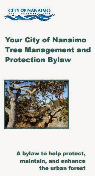 Nanaimo tree removal permit