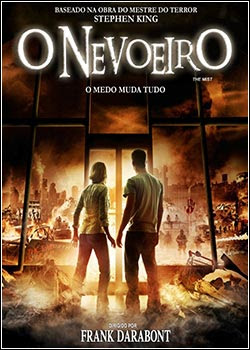 Download - O Nevoeiro DVDRip - AVI - Dual Áudio