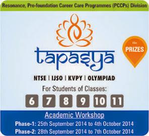 TAPASYA @ PCCP