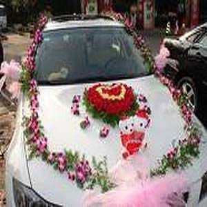 Cars and bikes car decoration for wedding for Auto decoration in pakistan