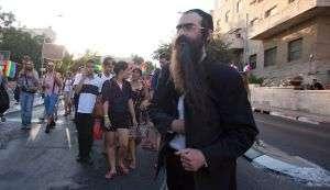 Parade Gay di Yerusalem Diserang Orang Israel