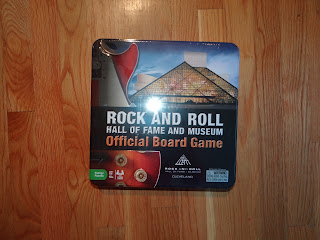 Some of my holiday gift suggestions! Jungle Speed, Growums, and the Rock n roll board game