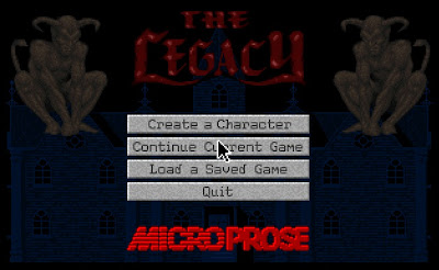 The Legacy game