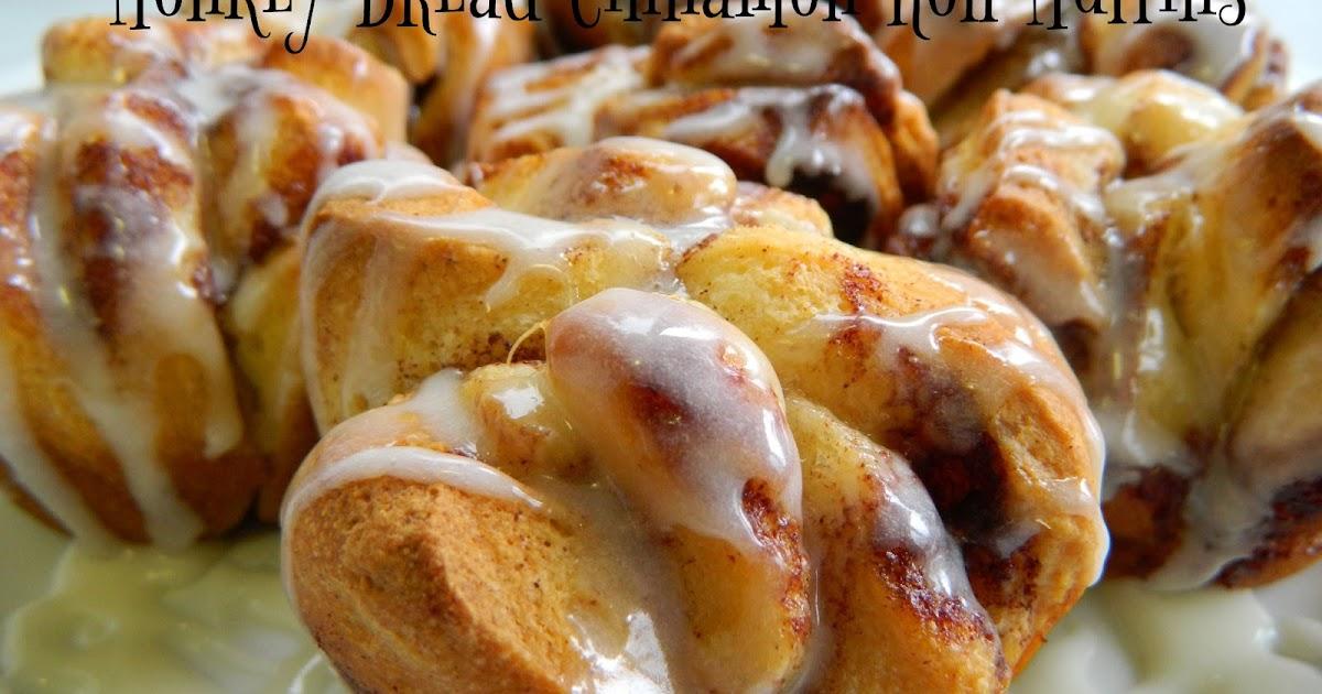 My Favorite Things: Monkey Bread Cinnamon Roll Muffins