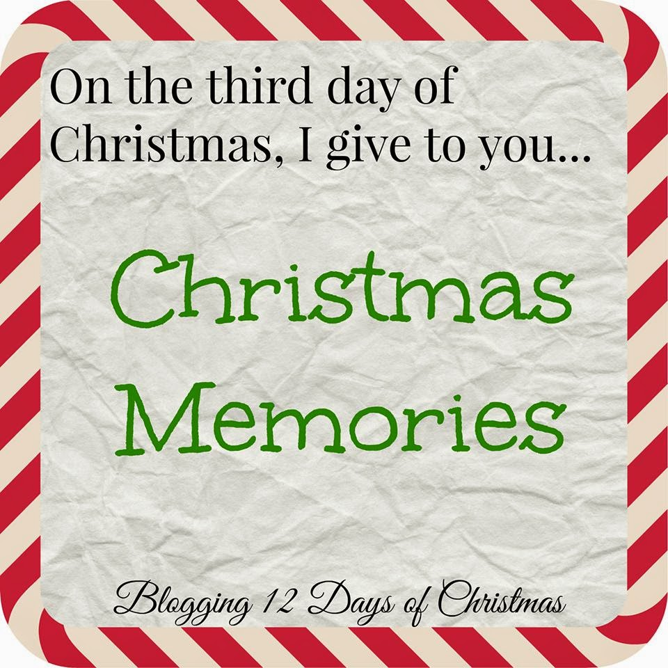 Third Day of Blogging Christmas