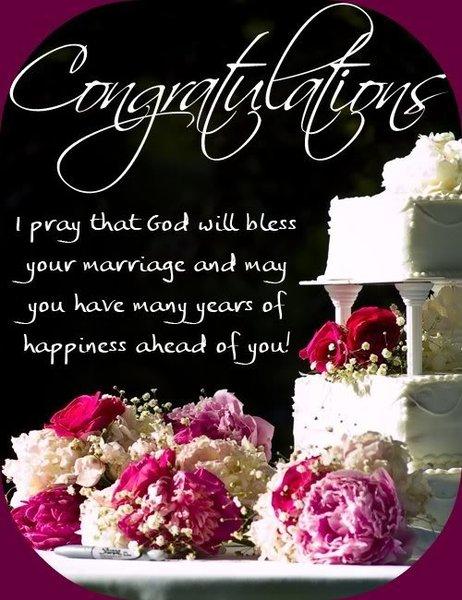 congratulations bride