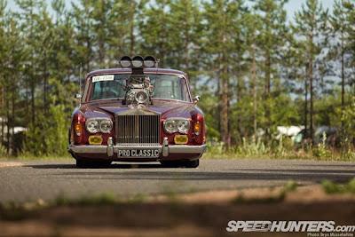 Rolls-Royce Nervoso