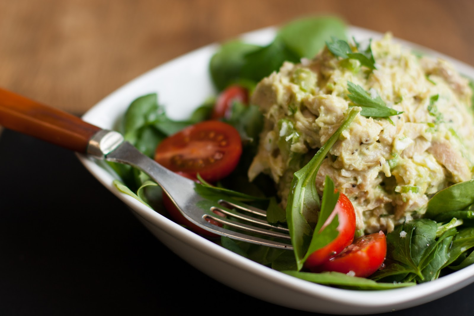 Grubarazzi: Avocado Chicken Salad