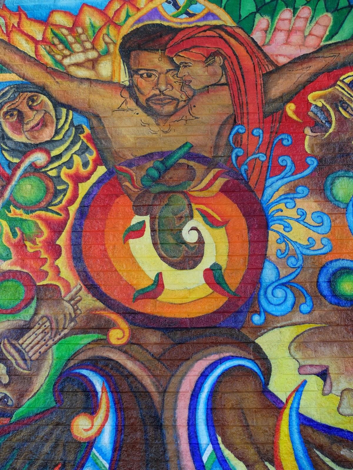Precita Eyes Murals Tour