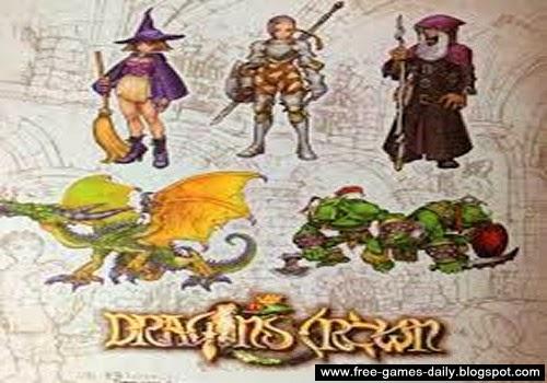 dragons crown gameplay