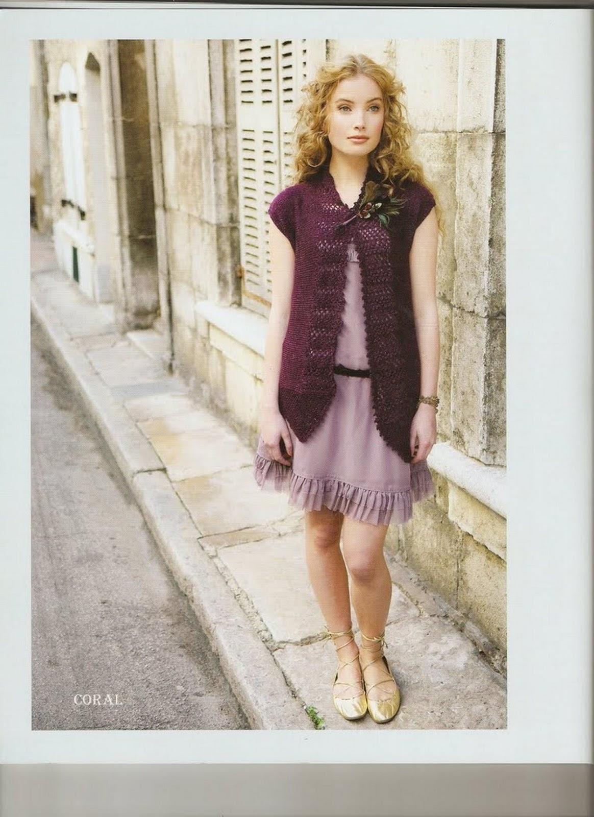 Patrones de ropa de bebe, en punto, con lanas de la marca Fil Katia ...