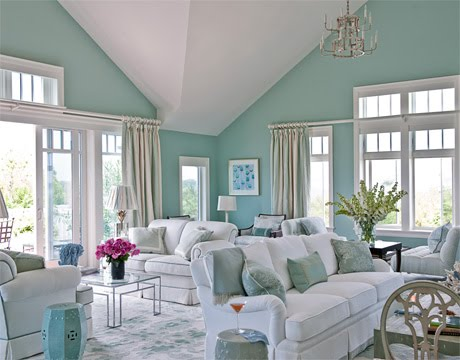 Alkemie: Blue Rooms from House Beautiful - Enter for a Free Copy