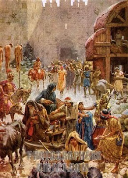 Fall of Samaria to Assyrians
