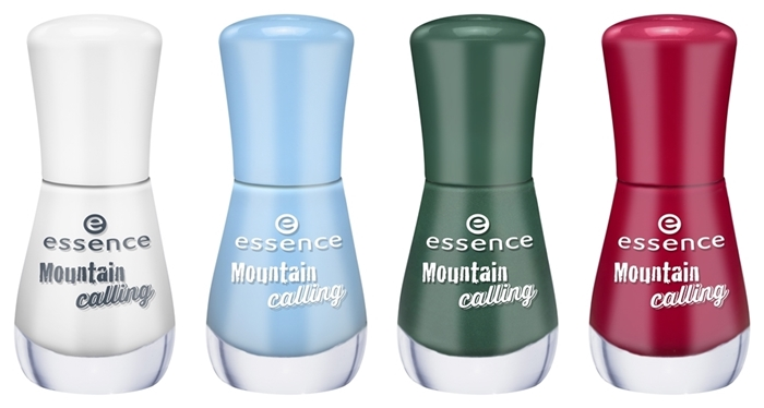 Essence ''Mountain Calling'' Trend Edition