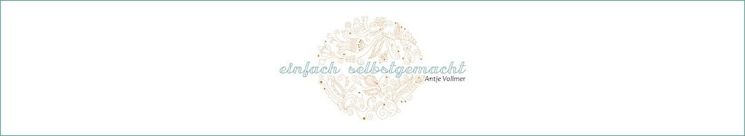 Einfach selbstgemacht - Antje Vollmer