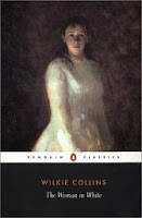 Cover of The Woman in White by Wilkie Collins